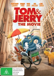 Tom And Jerry | DVD