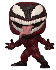 """Venom 2: Let There Be Carnage - Carnage US Exclusive 10"""" Pop! [RS] 