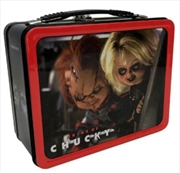 Child's Play - Bride of Chucky Tin Tote | Lunchbox