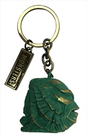 Universal Monsters - Creature Head Keychain | Accessories