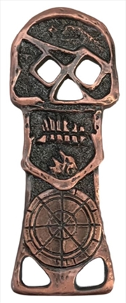 The Goonies - Copper Bones Skeleton Key Bottle Opener | Merchandise