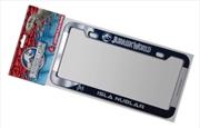 Jurassic Park - Isla Nublar License Plate Frame | Homewares