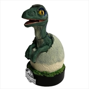 Jurassic World - Blue Raptor Hatchling Motion Statue | Merchandise