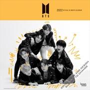 BTS 2022 Square Calendar  | Merchandise