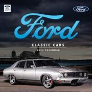 Classic Ford Cars 2022 Square Calendar | Merchandise