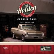 Classic Holden Cars 2022 Square Calendar | Merchandise