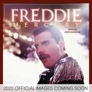 Freddie Mecury Collector's Edition Record Sleeve Calendar | Merchandise