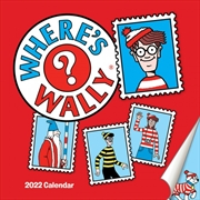 Wheres Wally 2022 Square | Merchandise