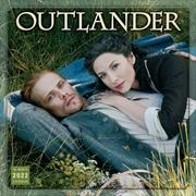 Outlander 2022 Square Calendar | Merchandise