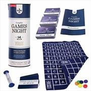 Games Night | Merchandise