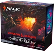 Magic the Gathering - Adventures in the Forgotten Realms Bundle   Games