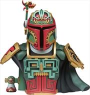 Star Wars - Boba Fett Bust by Jesse Hernandez | Merchandise