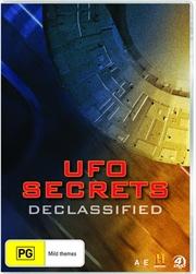 UFO Secrets Declassified | DVD