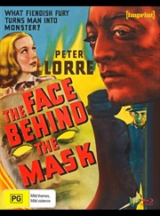 Face Behind the Mask | Imprint Collection 44, The | Blu-ray