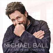 We Are More Than One   CD