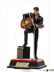 Elvis Presley - Comeback Special Dlx 1:10 Scale Statue | Merchandise