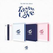 Taste Of Love -10th Mini Album | CD