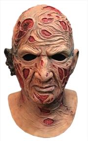 Nightmare on Elm Street - Freddy Deluxe Mask | Apparel