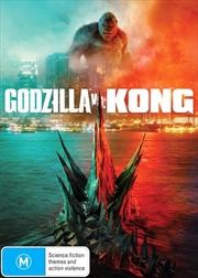 Godzilla Vs. Kong | DVD