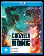 Godzilla Vs. Kong | Blu-ray