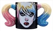 Batman - Harley Quinn Shaped Mug   Merchandise