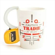Tradies Mates Measuring Tape Mug | Merchandise