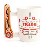 Tradies Mates Stanley Knife Mug | Merchandise
