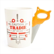 Tradies Mates Saw Mug | Merchandise