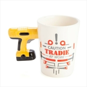 Tradies Mates Power Drill Mug | Merchandise