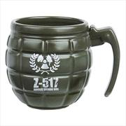 Grenade Mug   Merchandise