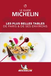 2021 Red Guide Paris & Environs   Paperback Book