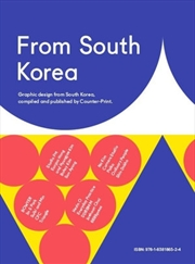 From South Korea | Paperback Book