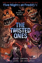 The Twisted Ones (Five Nights at Freddy's Graphic Novel #2) (2)   Paperback Book