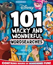 101 Wacky And Wonderful Wordsearches | Paperback Book