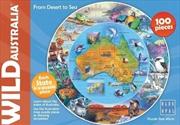 Wild Australia From Desert to Sea 100 Piece Puzzle | Merchandise