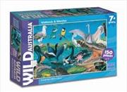 Wild Australia Wetlands & Marshes 150 Piece Puzzle | Merchandise