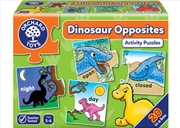 Orchard Jigsaw - Dino Opposites 20 x 2 pc | Merchandise