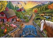 My First Farm Puzzle 24 Piece | Merchandise