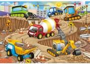 Construction Fun 24 Piece Puzzle   Merchandise