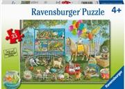 Pet Fair Fun 35pc Puzzle   Merchandise