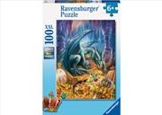 Dragons Treasure 100 Piece Puzzle   Merchandise