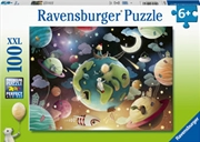 Planet Playground 100 Piece Puzzle   Merchandise