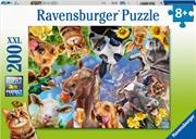 Funny Farmyard Friends  200 Piece Puzzle   Merchandise