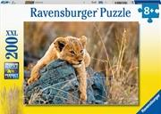 Little Lion 200 Piece Puzzle | Merchandise