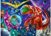 Space Dinosaurs 200 Piece Puzzle | Merchandise