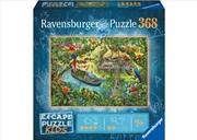 Jungle Journey 368 Piece Puzzle   Merchandise