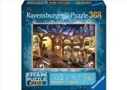 Museum Mysteries 368 Piece Puzzle   Merchandise