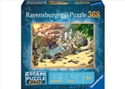 Pirates Escape 368 Piece Puzzle   Merchandise