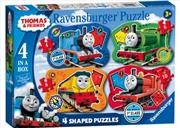 Thomas The Tank Engine 4 Pack   Merchandise