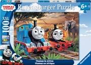 Thomas The Tank Engine Africa 100pc Puzzle   Merchandise